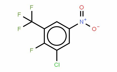 3-Choro-2-fluoro-5-nitrobenzotrifluoride