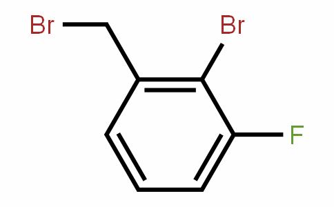 2-bromo-3-fluorobenzyl bromide