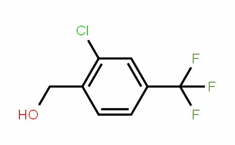 2-Chloro-4-(trifluoromethyl)benzyl alcohol