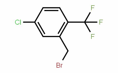 5-Chloro-2-(trifluoromethyl)benzyl bromide