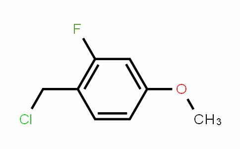 2-Fluoro-4-methoxybenzyl chloride
