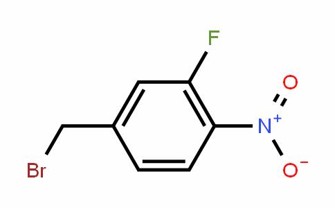 3-Fluoro-4-nitrobenzyl bromide