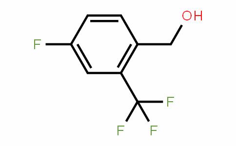 4-Fluoro-2-(trifluoromethyl)benzyl alcohol