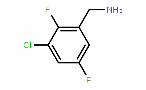 3-Chloro-2,5-difluorobenzylamine