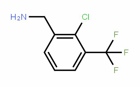 2-Chloro-3-(trifluoromethyl)benzylamine