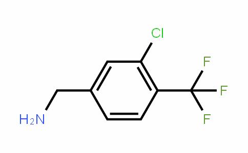 3-Chloro-4-(Trifluoromethyl)Benzylamine