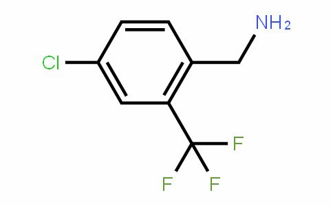 4-Chloro-2-(trifluoromethyl) benzylamine