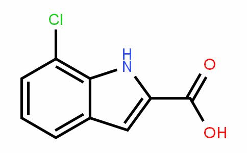 7-Chloroindole-2-carboxylic acid