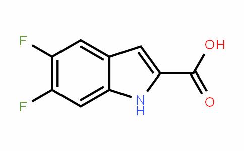 5,6-Difluoroindole-2-carboxylic acid