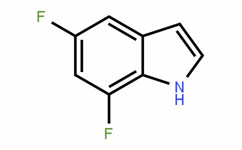 5,7-difluoroindole