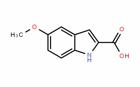 5-Methoxyindole-2-carboxylic acid