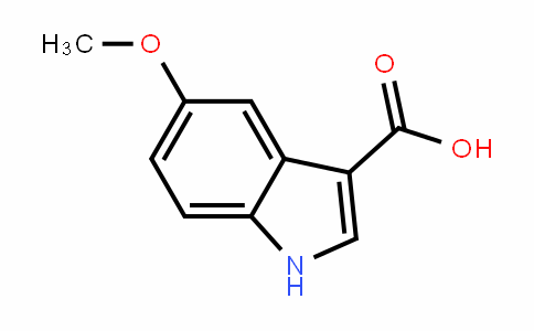 5-Methoxyindole-3-carboxylic acid