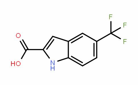 5-(Trifluoromethyl)indole-2-carboxylic acid