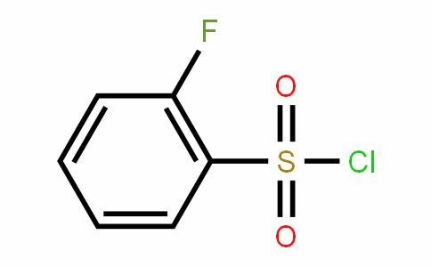 2-Fluorobenzenesulfonyl chloride