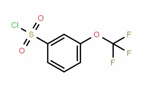 3-(Trifluoromethoxy)benzene-1-sulfonyl chloride