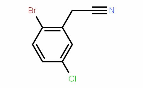2-Bromo-5-chlorophenylacetonitrile