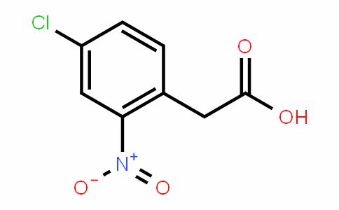 2-(4-Chloro-2-nitrophenyl)acetic acid