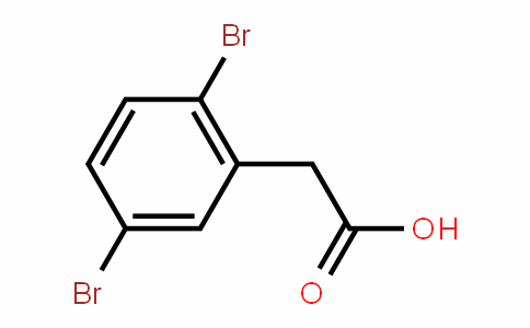 (2,5-Dibromophenyl)acetic acid