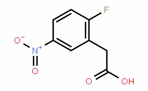 2-Fluoro-5-nitrophenylacetic acid