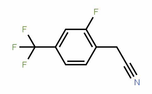 2-Fluoro-4-(trifluoromethyl)phenylacetonitrile