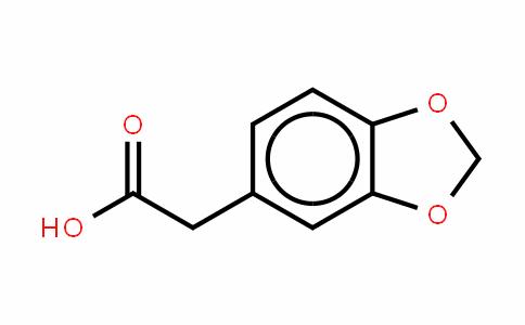 3,4-(Methylenedioxy)phenylacetic acid