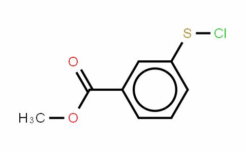 Methyl 3-chlorosulphenyl benzoate