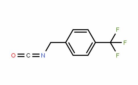 4-(Trifluoromethyl)benzyl isocyanate