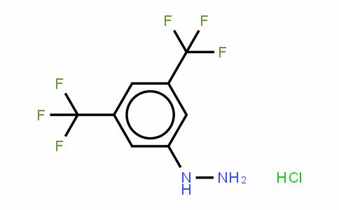 3,5-Bis(trifluoromethy)phenylhydrazine HCl