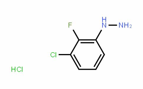 3-Chloro-2-fluorophenylhydrazine hydrochloride