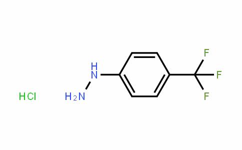 (4-(trifluoromethyl)phenyl)hydrazine hydrochloride