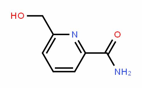 6-(Hydroxymethyl)pyridine-2-carboxamide