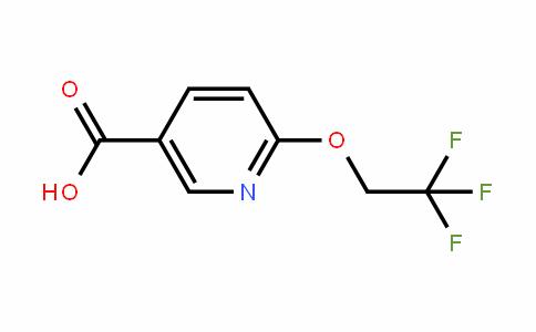 2-(Trifluoroethoxy)pyridine-5-carboxylic acid