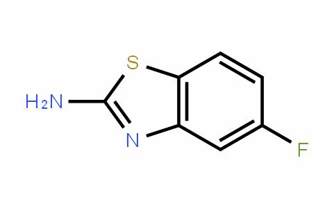 2-Amino-5-fluorobenzothiazole