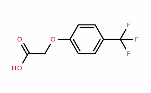 2-[4-(Trifluoromethyl)phenoxy]acetic acid