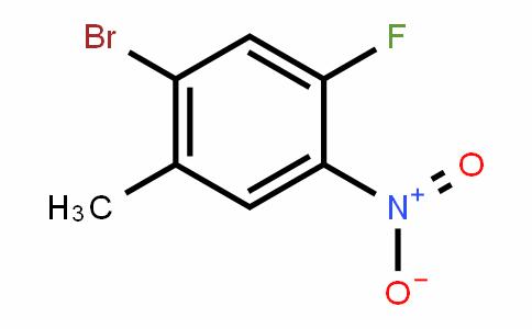 2-Bromo-4-fluoro-5-nitrotoluene