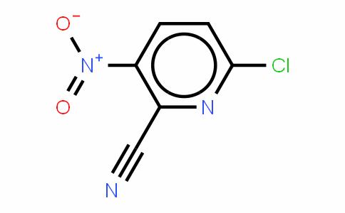 6-Chloro-2-cyano-3-nitropyidine