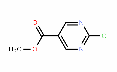2-Chloropyrimidine-5-carboxylic acid methyl ester