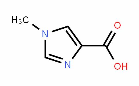 1-Methyl-1H-imidazole-4-carboxylic acid