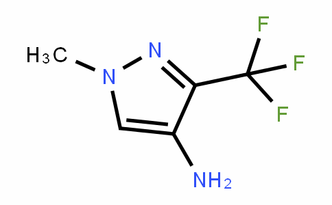 1-Methyl-3-(trifluoromethyl)-1H-pyrazol-4-amine