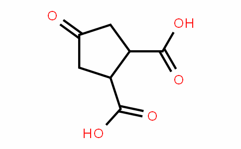 4-oxocyclopentane-1,2-dicarboxylic acid