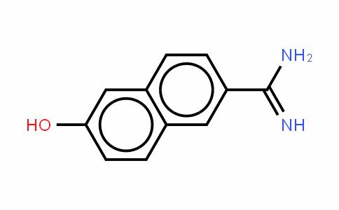6-Amindino-2-naphtholmethanesulfonic acid