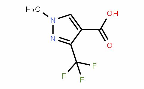 1-Methyl-3-trifluoromethyl-4-pyrazolecarboxylic Acid