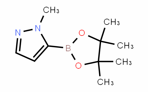 1-Methyl-1H-pyrazole-5-boronic acid pinacol ester