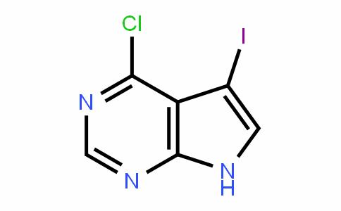 4-chloro-5-iodo-7h-pyrrolo[2,3-d]pyrimidine