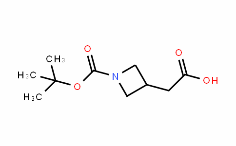 3-carboxymethyl-azetidine-1-carboxylic acid tert-butyl ester