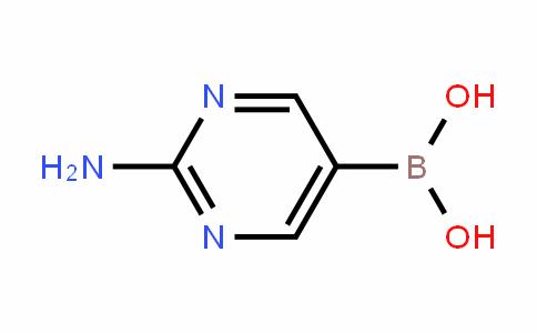 2-氨基嘧啶-5-硼酸