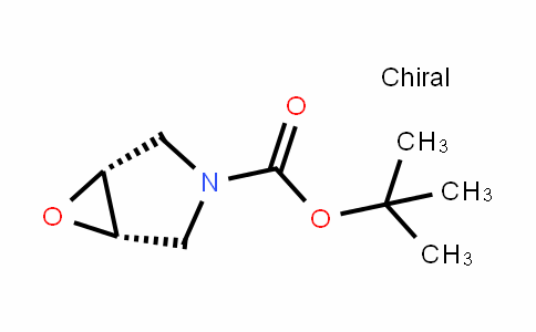 (1R,5S)-tert-butyl 6-oxa-3-azabicyclo[3.1.0]hexane-3-carboxylate