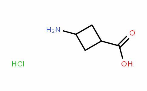 3-Amino-cyclobutanecarboxylic acid hydrochloride