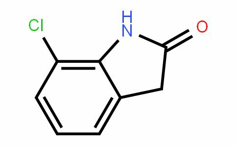 7-Chloro-1,3-dihydro-2h-indol-2-one
