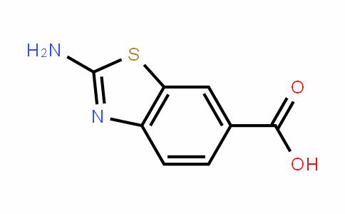 2-Aminobenzothiazole-6-carboxylic acid